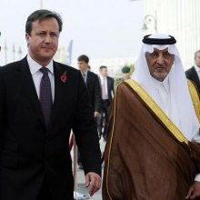 UK arms sales to Saudi Arabia 'worth £5.6bn under David Cameron'