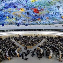 human-rights-council - ODVV Attends the 31st Session of the Human Rights Council