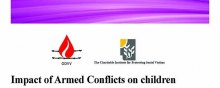 children - Impact of Armed Conflicts on children