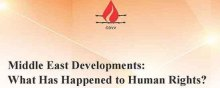 development - Middle East Developments:What Has Happened to Human Rights?