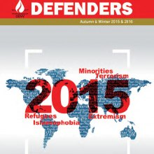 Defenders Autumn 2015 winter 2016 - d2016
