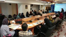 Review of UN Documents with a Focus on Human Rights Education Workshop Held - 5