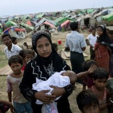 Myanmar's shame - rohingya muslims