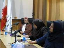 A Meeting on Techniques of Preventing and Responding to Violence Against Women - 11