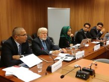 ODVV Holds Panel on the Violations of the Right to Food in the MENA Region - ODVV-2