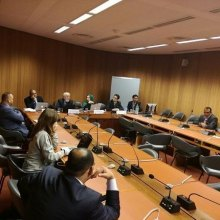 Middel-east - ODVV Holds Panel on the Violations of the Right to Food in the MENA Region