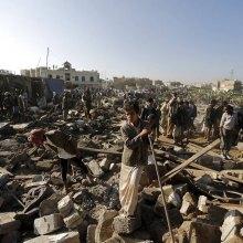 Armed-Conflict - UN Whitewashing Saudi Coalition War Crimes and International Human Rights Violations.
