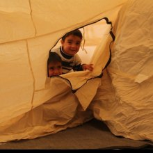 Refugees - UN refugee agency steps up support as winter bites for displaced in Iraq and Syria