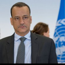 UN envoy in Yemen meeting with President, senior officials to push for greater aid access