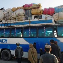 Afghan-Refugees - Afghanistan: UN-backed $550 million aid plan aims to reach 5.7 million people