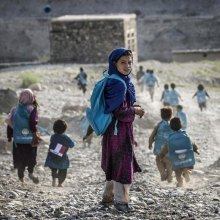 Schools - Afghanistan: Donors must press the government to safeguard education and uphold civilian protection