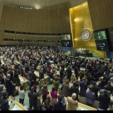UN - Warning against rising intolerance, UN remembers Holocaust and condemns anti-Semitism