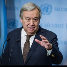 Donald-Trump - US measures suspending refugee resettlement should be lifted, says UN chief Guterres