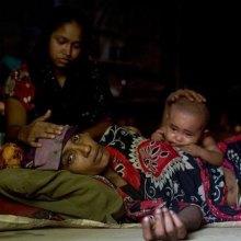 Refugees - Bangladesh pushes on with Rohingya island plan