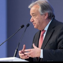 Israel - Israeli legislation on settlements violates international law, says UN chief Guterres