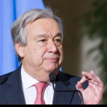 In Oman, UN chief Guterres seeks ways to help bring peace to Middle East - SecGen