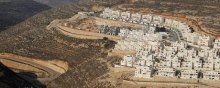 Condemnation of Israeli Settlement Building in the Occupied Territories - Israel+settlement