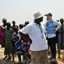Aid - UN aid chief urges global action as starvation, famine loom for 20 million across four countries