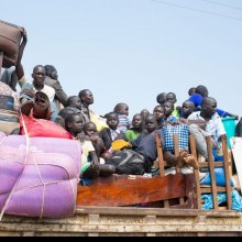 Aid - South Sudan now world's fastest growing refugee crisis – UN refugee agency