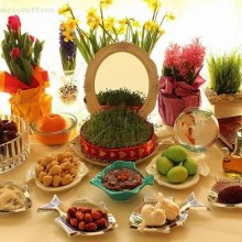 culture - Iran's rite of house cleaning before Nowruz