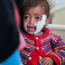 Children paying the heaviest price as conflict in Yemen enters third year – UN - yemen