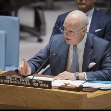 - 'Moment of crisis' in Syria calls for serious search for political solution – UN envoy
