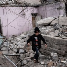 civilians - Iraq: UN assessment reveals extensive destruction in western Mosul