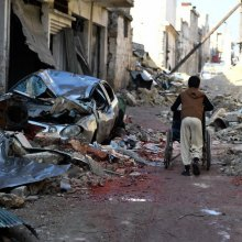 war-crimes - Recent attack on evacuated civilians in Syria 'likely a war crime,' says UN rights office