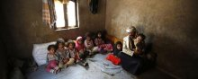 starvation - Beware the ghosts of the starved children of Yemen