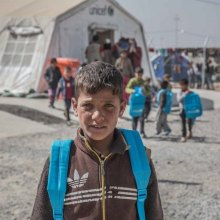 OCHA - Six months into battle for Mosul, water and trauma care are key UN and partner priorities