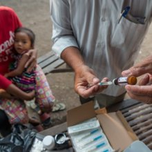UNICEF - Inequalities between rich and poor temper broad success of immunization – UNICEF