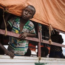 violence - More than one million children have fled escalating violence in South Sudan – UN