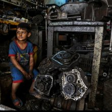 poverty - One in four children in North Africa, Middle East live in poverty – UNICEF study