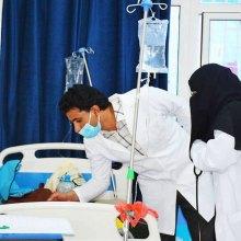 Cholera - Cholera outbreak in war-torn Yemen spreading at 'unprecedented' speed, UN warns