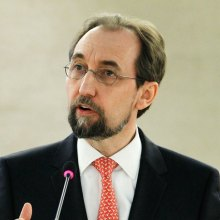 health - UN rights chief concerned about health of Palestinian hunger strikers in Israel jails