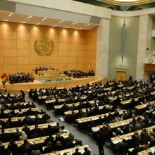 WHO - Iran introduces achievements in health sector to 70th World Health Assembly