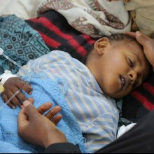 Cholera - Cholera cases in Yemen may reach 130,000 in two weeks, UNICEF warns