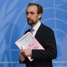 SHIA - UN rights chief calls for probe into protestor deaths in Bahrain