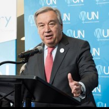 Antonio-Guterres - Not only strong, but smart policies needed to combat terrorism – UN chief