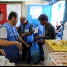 Guterres expresses support for UN agency's work assisting Palestine refugees in Middle East - Gaza