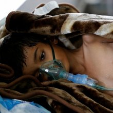 health - Aid workers race to contain Yemen cholera outbreak, UN agencies report
