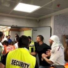 Palestinian - Israeli forces carry out violent hospital raids in ruthless display of force