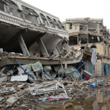 OCHA - Yemen: Senior UN relief official voices concern at reports of airstrikes on civilians