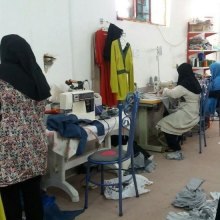 Aid - Welfare organization empowers breadwinner women