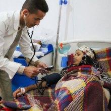 health - Yemen's cholera epidemic surpasses half-million suspected cases, UN agency says