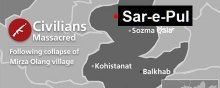 Afghanistan - On the brutal killing of civilians in Mirza Olang village of Sar-i-Pul province