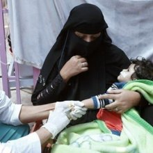 health - Saudi-led coalition responsible for 'worst cholera outbreak in the world' in Yemen: researchers