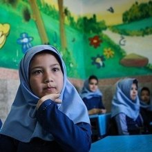 afghan - 370,000 foreign nationals to receive free schooling in Iran