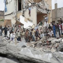 human-rights - European Parliament votes for arms embargo against Saudi Arabia