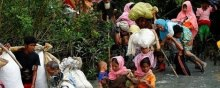women - Stop the ethnic cleansing in Myanmar